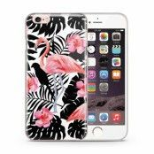 Skal till Apple iPhone 5/5S/SE - Flamingo