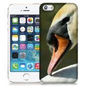 Skal till Apple iPhone 5/5S/SE - Svan