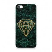 Skal till Apple iPhone SE/5S/5 - Diamond