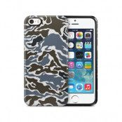 Tough mobilskal till Apple iPhone 5/5S/SE - Camouflage