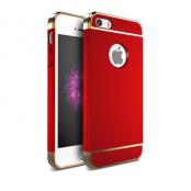 U.Case 0.9mm ultratunnt skal till Apple iPhone 5/5S/SE - Röd