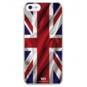 White Diamonds Flag (iPhone 5/5S/SE) - The UK