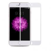 CoveredGear skärmskydd - iPhone 6 Plus / 6S Plus Vit - Täcker hela skärmen