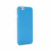 Puro Cover Apple iPhone 6(S) Plus Ultra-Slim 0.3 (Blå) + Skärmskydd