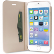Puro WalletStand (iPhone 6(S) Plus) - Champagne