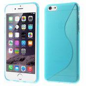 S-Line Flexicase Skal till Apple iPhone 6(S) Plus - Blå