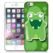 Skal till iPhone 6 Plus - Bubbelmonster Groda - Grön