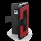 UAG Urban Armor Gear Scout Folio Plånboksfodral till Apple iPhone 6 Plus (Röd)