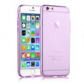 Ultra-thin 0.6mm Flexicase Skal till Apple iPhone 6(S) Plus - Lila