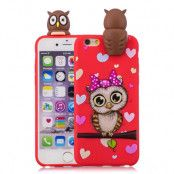 3D Owl Doll Case (iPhone 6/6S)