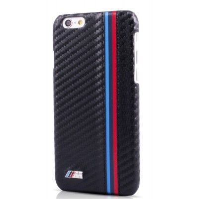 BMW Faceplate Skal Carbon Effect till iPhone 6