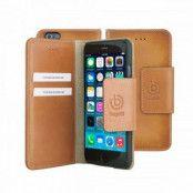 Bugatti - BookCover Amsterdam (iPhone 6/6S) - Ljusbrun
