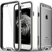 Caseology Fusion Bumper Skal till Apple iPhone 6 / 6S - Silver