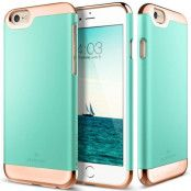 Caseology Savoy Skal till Apple iPhone 6 / 6S  (Mint - Rose Gold)