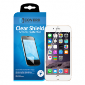 CoveredGear Clear skärmskydd till iPhone 6/6S (2-Pack)