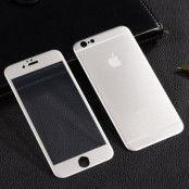 Enkay FullShield skärmskydd+baksida till iPhone 6/6S Plus - Svart