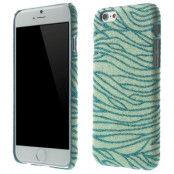 Glittery Baksideskal till Apple iPhone 6 / 6S  - Blå