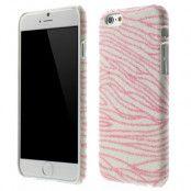 Glittery Baksideskal till Apple iPhone 6 / 6S  - Rosa