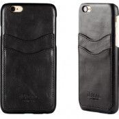 iDeal of Sweden Dual Card Case (iPhone 6/6S) - Svart