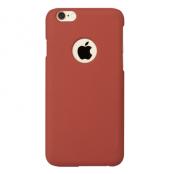 iDeal - Slim Cover+ magnetskal för iPhone 6/6s, mörkröd