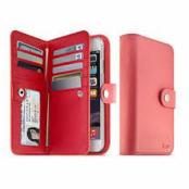 iLuv JStyle Plånboksfodral till iPhone 6 - Rosa
