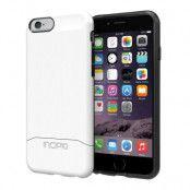 Incipio Edge Shine Brushed Skal till iPhone 6 - Vit