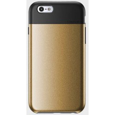 Lunatik Flak Case (iPhone 6/6S) - Svart/silver
