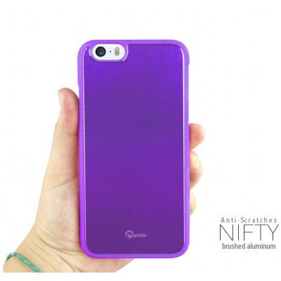 Pinlo Nifty (iPhone 6) - Vit/silver