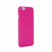 Puro Cover iPhone 6 / 6S  Ultra-Slim 0.3 (Rosa) + Skärmskydd
