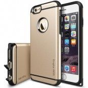 Ringke MAX Double Layer Armor Tough Skal Apple iPhone 6 / 6S (Royal Gold)