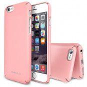 Ringke Slim Dual Coated Skal till Apple iPhone 6 / 6S  (Rosa)