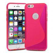 S-Line Flexicase Skal till Apple iPhone 6 / 6S  - Rosa