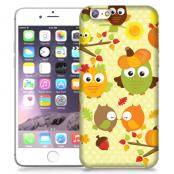 Skal till Apple iPhone 6 / 6S Plus - Höst Ugglor