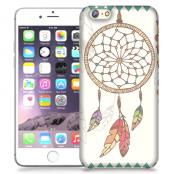 Skal till iPhone 6 / 6S- Drömfångare - Vit