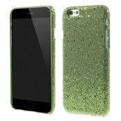 Sparkle Baksideskal till Apple iPhone 6 / 6S  - Grön