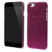 Sparkle Baksideskal till Apple iPhone 6 / 6S  - Magenta
