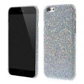 Sparkle Baksideskal till Apple iPhone 6 / 6S  - Silver