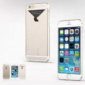 Usams BaksideSkal till Apple iPhone 6 / 6S  - Svart