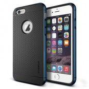 Verus Iron Shield Aluminum Metal Frame Skal till Apple iPhone 6 (Monacoo Blå)