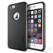 Verus Iron Shield Aluminum Metal Frame Skal till Apple iPhone 6 (Titanium)