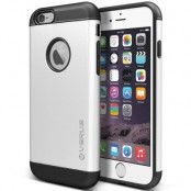 Verus Pound Slim Shock Skal till Apple iPhone 6 / 6S (Vit)