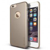 Verus Super Slim Baksideskal till Apple iPhone 6 / 6S (Gold)