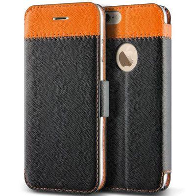 Verus Vivid Klop Plånboksfodral till Apple iPhone 6 / 6S (Orange)