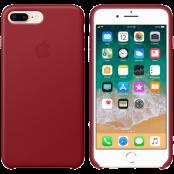 Apple iPhone 7 Plus / 8 Plus Läderskal Original