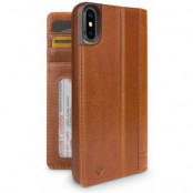 Twelve South Journal (iPhone Xs Max)  - Brun