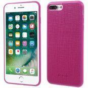 Devia England Style Ultra Thin cover (iPhone 7 Plus) - Mörkbrun