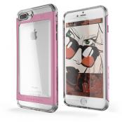 Ghostek Cloak 2 Skal till Apple iPhone 7 Plus - Rosa