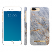 Ideal Fashion Case till iPhone 7 Plus - Royal Grey Marble
