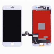 iPhone 7 Plus Skärm med LCD Display - Vit