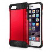Itskins Spina Skal till iPhone 7 Plus - Röd